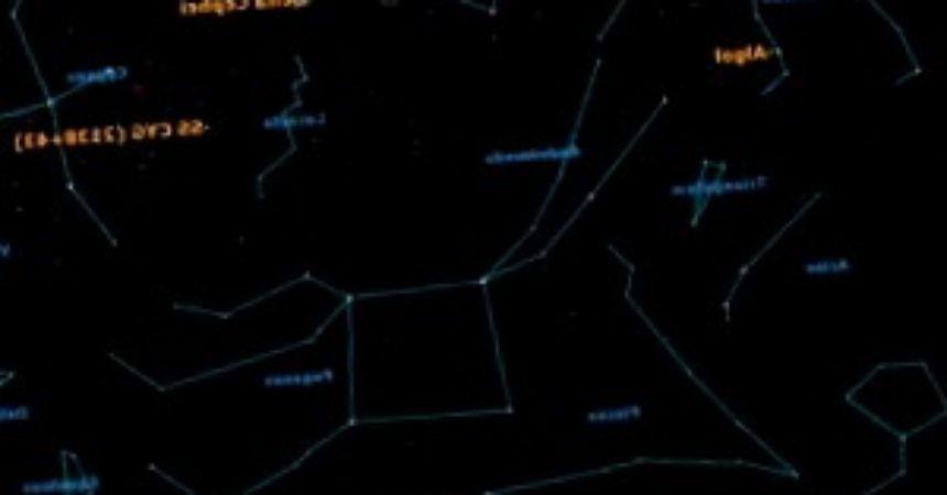 Cómo ver 4 Extrañas Estrellas Pulsantes en el Cielo Nocturno de Otoño -