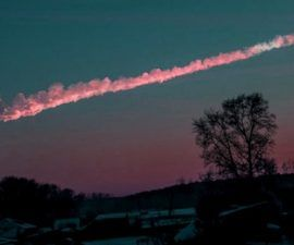 El origen del meteorito ruso sigue siendo misterioso 2 años después