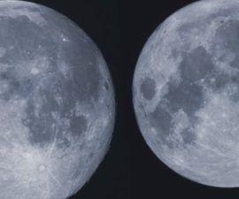 Supermoon vs. Minimoon: Calibrando el Satélite de la Tierra -