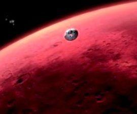 mision planeta rojo