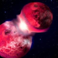 Cómo se formó la Luna: La Violenta Teoría Cósmica de colisión recibe un Doble Impulso
