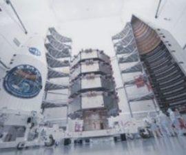 4 satélites de la NASA se lanzarán en misión de campo magnético este jueves -