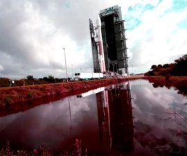 Los cohetes lanzan satélites de la NASA esta noche podrían engendrar una brillante' nube misteriosa'. -