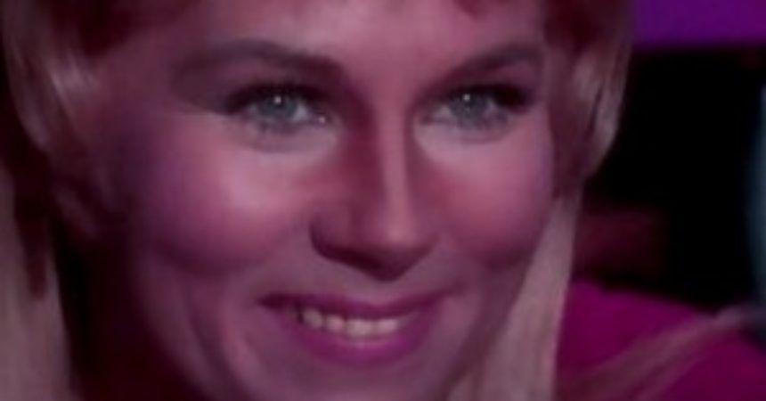 Fallece actriz de Star Treck