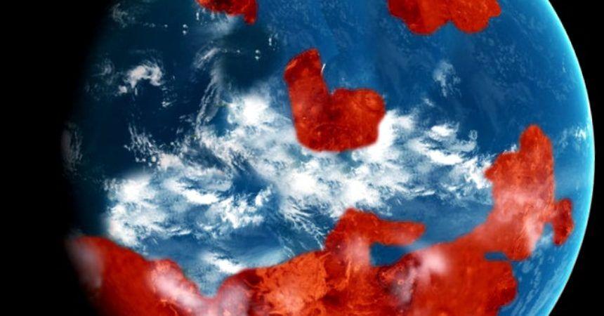 Venus: una atmósfera sofocante