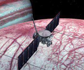 El Congreso tendrá que aflojar las cuerdas del bolso si todavía quiere que la NASA lance una misión de sobrevuelo a la Europa de la luna marina de Júpiter en 2022