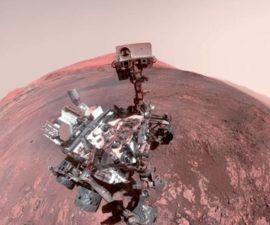 Meteoritos marcianos