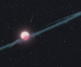 Ninguna megaestructura alienígena: La extraña atenuación de la estrella probablemente causada por el polvo -