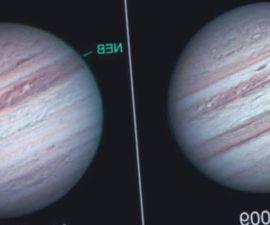 Jupiter ha perdido una franja de nube, revelan nuevas fotos -