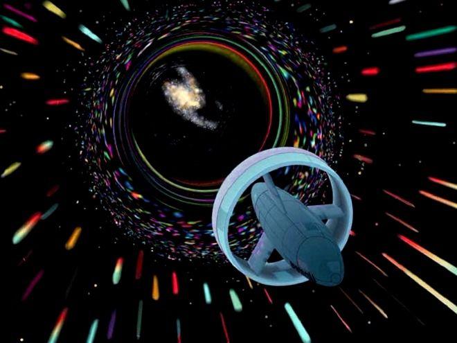 La antimateria y la fusión impulsan las futuras naves espaciales