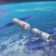 Primera estación espacial de China: un nuevo punto de apoyo en la órbita terrestre