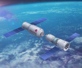 La estación espacial