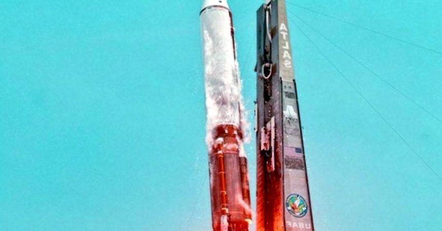 Vigilancia espacial para la defensa de misiles