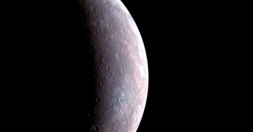Campomagnético de Mercurio