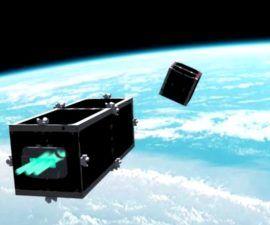 Suiza planea construir un satélite para limpiar basura espacial -