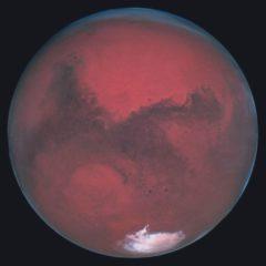 El meteorito puede albergar evidencia de la vida en Marte