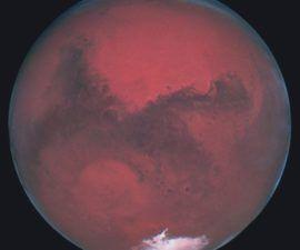 Un planeta misterioso se enfoca