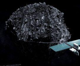 ¿Es el espacio suficiente para dos compañías mineras de asteroides? -