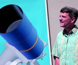 Científicos construyen sistema de alerta temprana contra amenazas de asteroides -