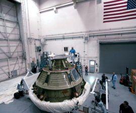 La NASA se vuelve' verde': la próxima nave espacial será reutilizable -