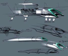 Hyperloop: El multimillonario Elon Musk revela una idea salvaje para un viaje súper rápido -