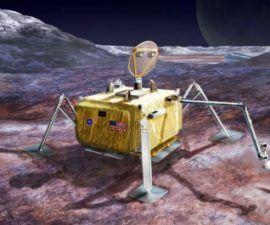 La propuesta de presupuesto triunfa sobre el proyecto Europa Lander de la NASA -