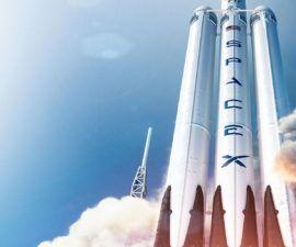 SpaceX intentará lanzar más allá de la órbita de Marte El Falcon Heavy por descubrimientoplanteas.space