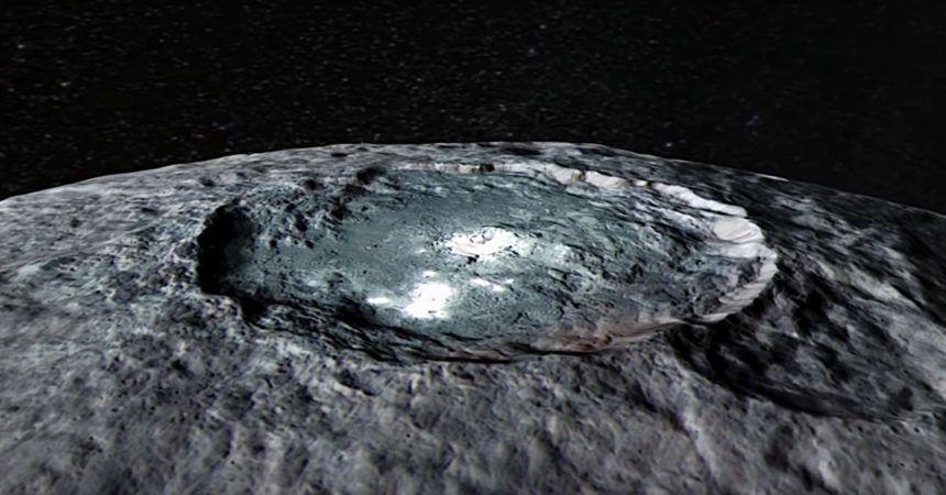7 Extraños hechos sobre el planeta enano Ceres
