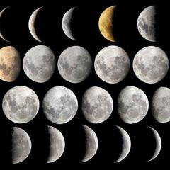 Kit de bricolaje de la NASA le ayuda a rastrear las fases lunares