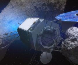 La audaz misión de captura de asteroides de la NASA arrancará una roca de una gran roca espacial en lugar de agarrar todo un objeto cercano a la Tierra, anunciaron hoy (25 de marzo).