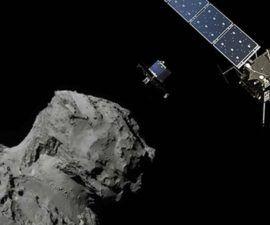 Desbloquear misterios del cometa