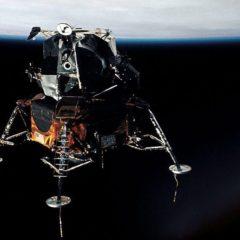 En el Apolo 9, una cámara atascada cambió la vida del astronauta que camina por el espacio