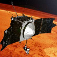 La atmósfera perdida de Marte: el científico de la sonda MAVEN explica un nuevo hallazgo