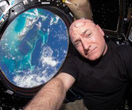El astronauta Scott Kelly pondrá a prueba sus límites en una misión espacial de un año de duración