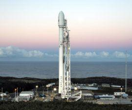 Obstáculos de Falcon 9