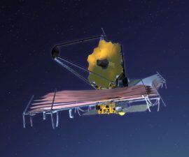 El telescopio espacial James Webb de la NASA llega a California para su Asamblea Final
