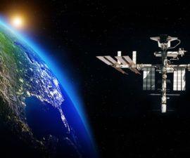 Navidades espaciales